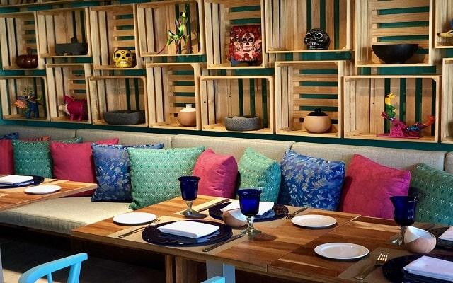 Hotel Fiesta Americana Condesa Cancún All Inclusive, espacios de diseño