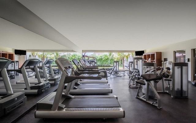 Hotel Fiesta Americana Condesa Cancún All Inclusive, gimnasio