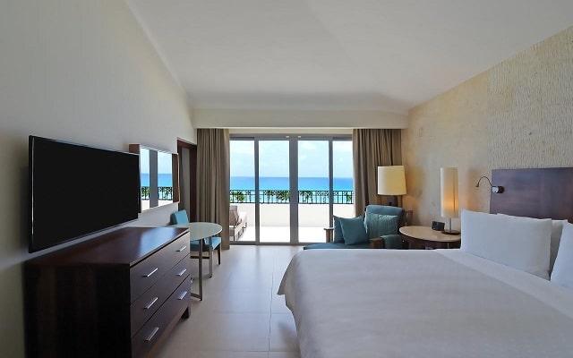 Hotel Fiesta Americana Condesa Cancún All Inclusive, acogedoras habitaciones