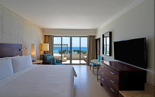 Hotel Fiesta Americana Condesa Cancún All Inclusive, habitaciones bien equipadas