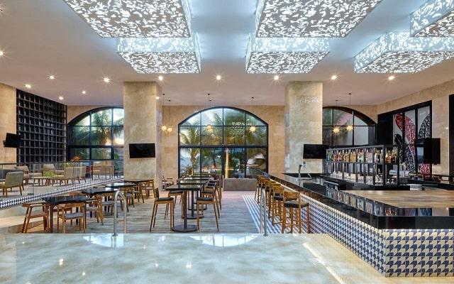 Hotel Fiesta Americana Condesa Cancún All Inclusive, buen servicio