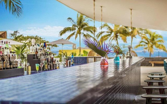 Hotel Fiesta Americana Cozumel All Inclusive, variedad de bebidas nacionales e importadas