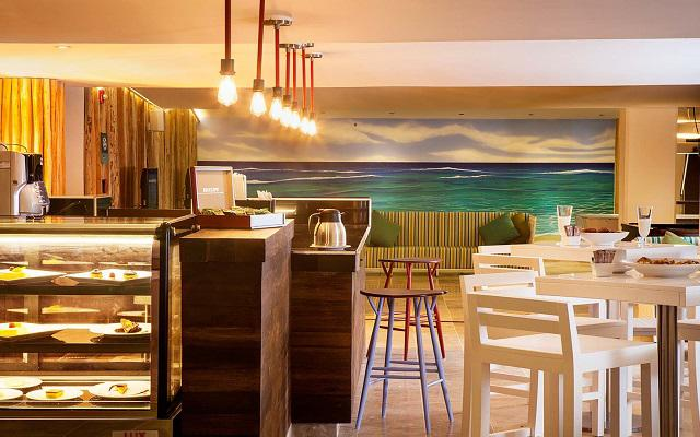 Hotel Fiesta Americana Cozumel All Inclusive, prueba un rico café en el Restaurante The Coffee Corner