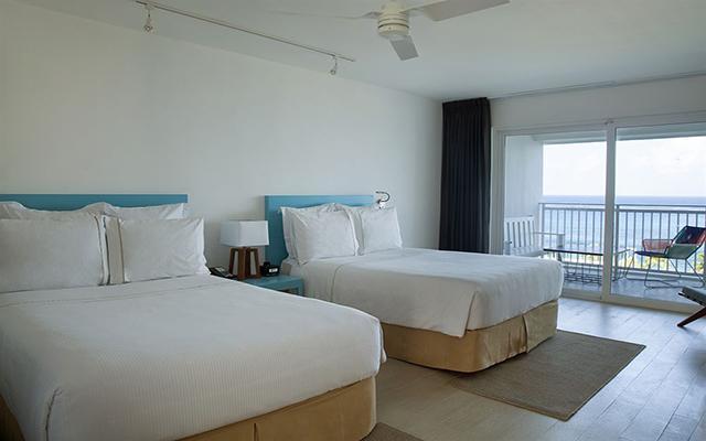 Hotel Fiesta Americana Cozumel All Inclusive, habitaciones cómodas y acogedoras