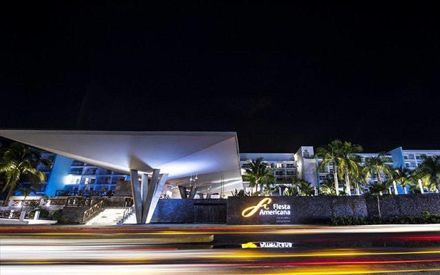 Hotel Fiesta Americana Cozumel All Inclusive en Sur
