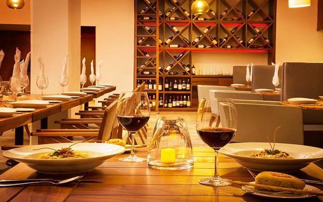 Hotel Fiesta Americana Cozumel All Inclusive, Restaurante Rosatto