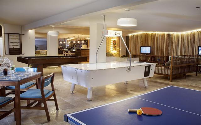 Hotel Fiesta Americana Cozumel All Inclusive, área de juegos exclusiva