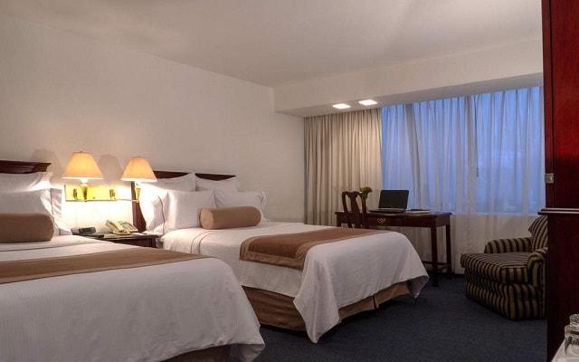 Hotel Fiesta Americana Guadalajara, espacios diseñados para tu descanso