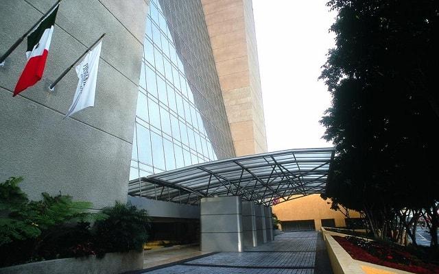 Hotel Fiesta Americana Guadalajara, buena ubicación