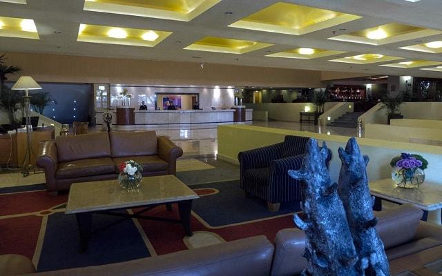 Hotel Fiesta Americana Guadalajara, atención personalizada desde el inicio de tu estancia