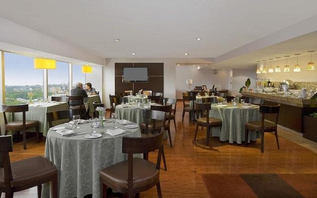 Hotel Fiesta Americana Guadalajara, buena propuesta gastronómica