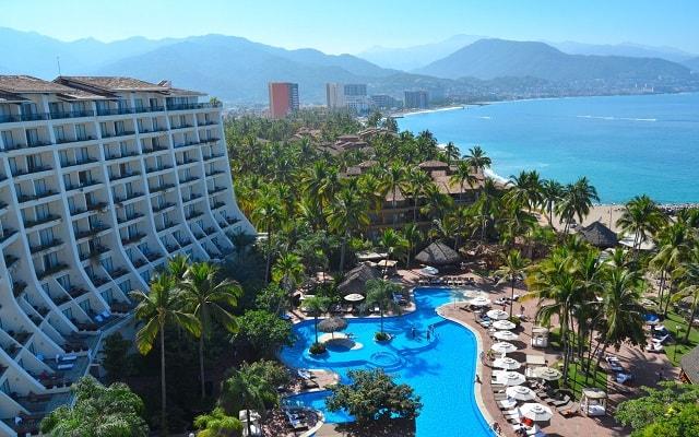 Hotel Fiesta Americana Puerto Vallarta All Inclusive & Spa, amenidades en cada sitio