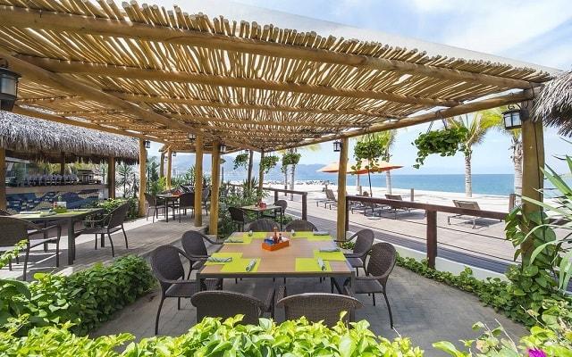 Hotel Fiesta Americana Puerto Vallarta All Inclusive & Spa, Restaurante La Cevichería