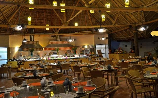 Hotel Fiesta Americana Puerto Vallarta All Inclusive & Spa, escenario ideal para tus alimentos