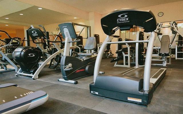 Hotel Fiesta Americana Puerto Vallarta All Inclusive & Spa, gimnasio bien equipado