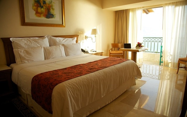 Hotel Fiesta Americana Puerto Vallarta All Inclusive & Spa, habitaciones bien equipadas