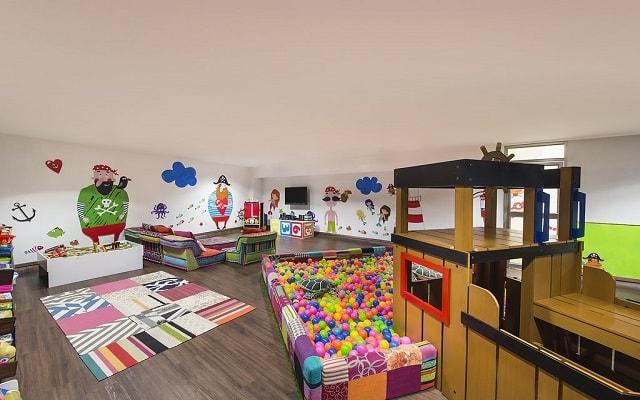 Hotel Fiesta Americana Puerto Vallarta All Inclusive & Spa, club de niños