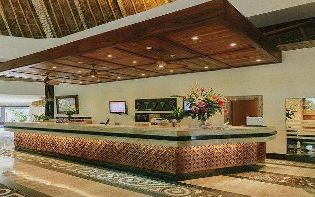 Hotel Fiesta Americana Puerto Vallarta All Inclusive & Spa, recepción