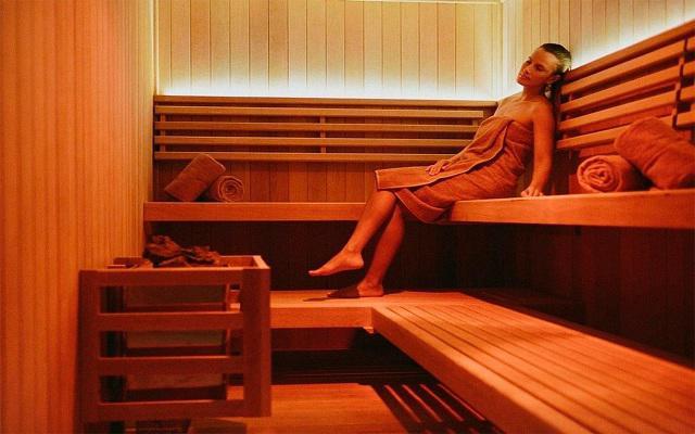 Hotel Fiesta Americana Puerto Vallarta All Inclusive & Spa, sauna