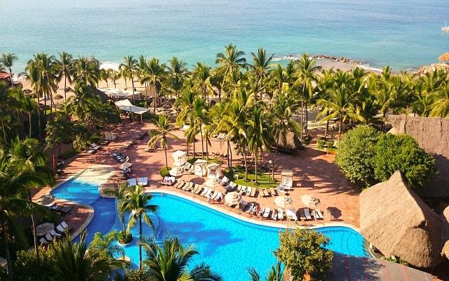 Hotel Fiesta Americana Puerto Vallarta All Inclusive & Spa, vista aérea