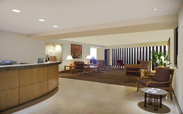 Hotel Fiesta Americana Reforma, centro de negocios