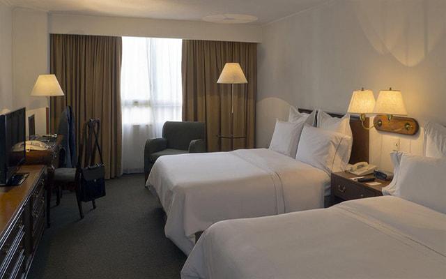 Hotel Fiesta Americana Reforma, habitaciones cómodas y acogedoras