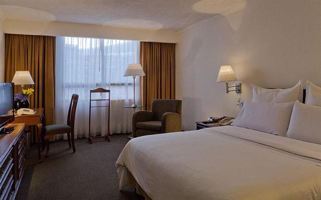 Hotel Fiesta Americana Reforma, espacios diseñados para tu descanso