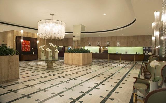 Hotel Fiesta Americana Reforma, Lobby