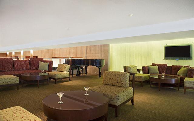 Hotel Fiesta Americana Reforma, ambientes agradables