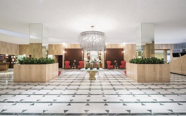 Hotel Fiesta Americana Reforma, confort y elegancia en todas sus instalaciones