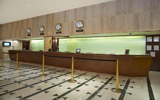 Hotel Fiesta Americana Reforma, atención personalizada desde el inicio de tu estancia
