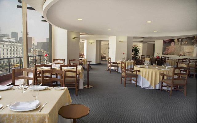 Hotel Fiesta Americana Reforma, disfruta tus alimentos con el mejor servicio