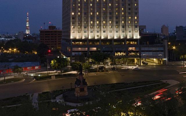 Hotel Fiesta Americana Reforma, buena ubicación