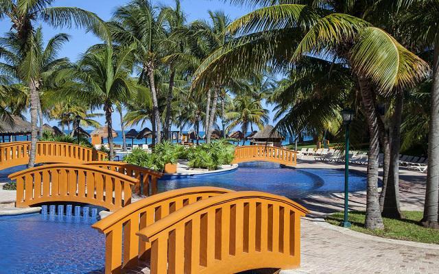 Hotel fiesta americana villas cancun ofertas de hoteles for Villas kabah cancun ubicacion