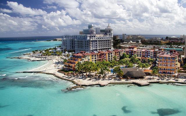 Fiesta Americana Villas Cancún en Zona Hotelera