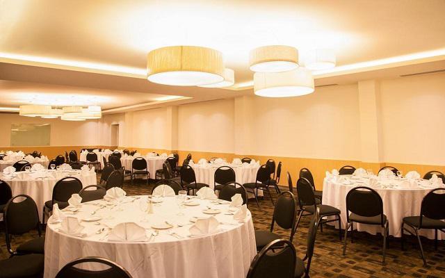 Hotel Fiesta Inn Aeropuerto Ciudad de México, salón de eventos