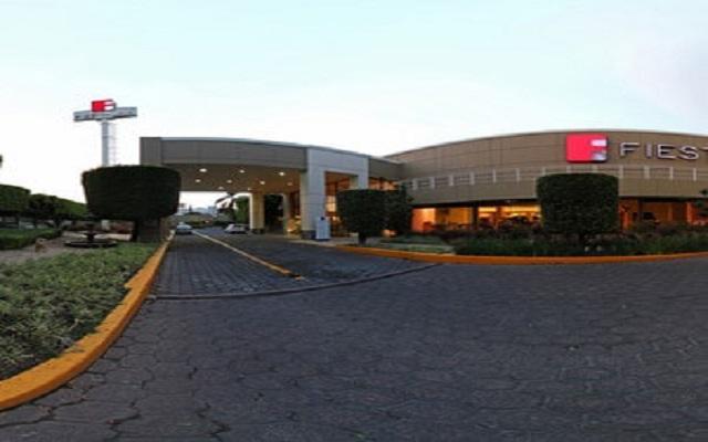 Hotel Fiesta Inn Aeropuerto Ciudad de México, ingreso