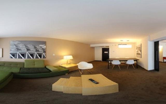 Hotel Fiesta Inn Aeropuerto Ciudad de México, sala de descanso