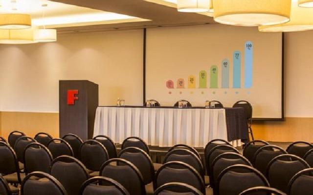 Hotel Fiesta Inn Aeropuerto Ciudad de México, lugares equipados de acuerdo a tus necesidades