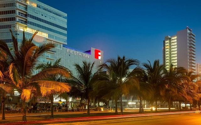 Hotel Fiesta Inn Cancún Las Américas en Cancún Centro