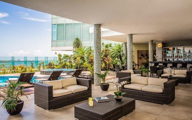 Hotel Fiesta Inn Cancún Las Américas, confort en cada sitio