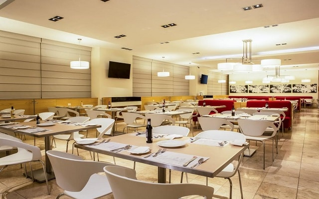Hotel Fiesta Inn Centro Histórico, escenario ideal para tus alimentos