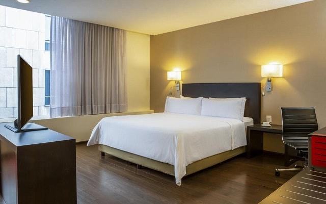 Hotel Fiesta Inn Centro Histórico, espacios diseñados para tu descanso