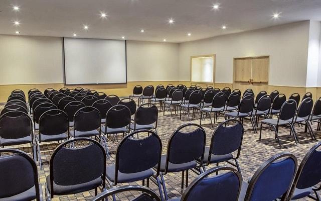 Hotel Fiesta Inn Centro Histórico, salón de eventos