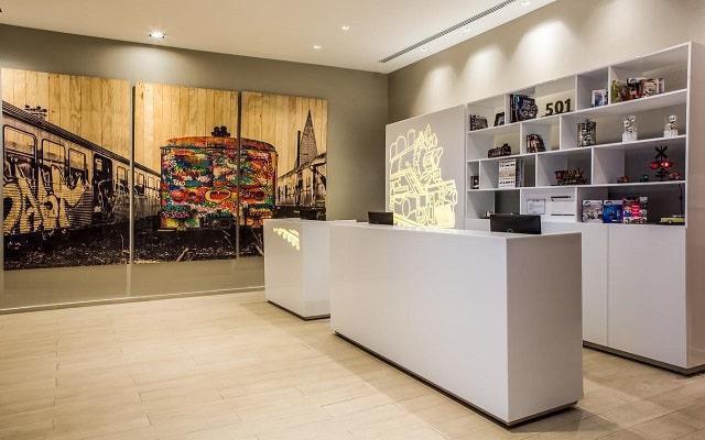 Hotel Fiesta Inn Ciudad de Mexico Forum Buenavista, atención personalizada desde el inicio de tu estancia