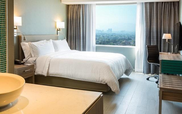 Hotel Fiesta Inn Ciudad de Mexico Forum Buenavista, confort en cada sitio