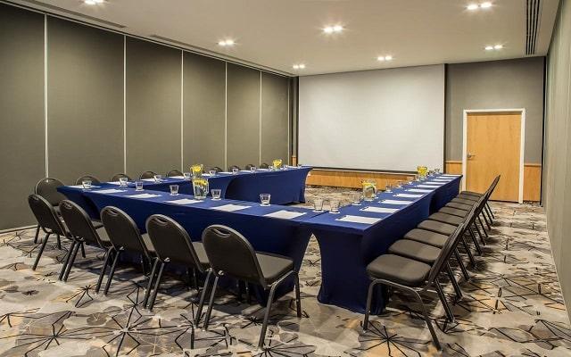 Hotel Fiesta Inn Ciudad de Mexico Forum Buenavista, tu evento como lo imaginaste