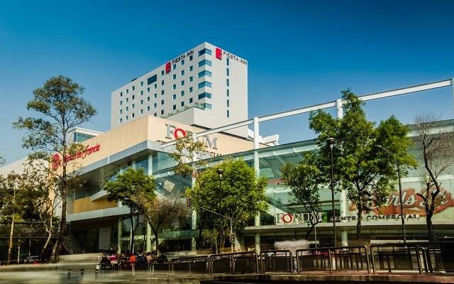 Hotel Fiesta Inn Ciudad de Mexico Forum Buenavista