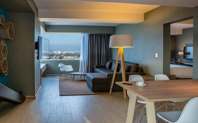 Hotel Fiesta Inn Ciudad de Mexico Forum Buenavista, agradable ambiente