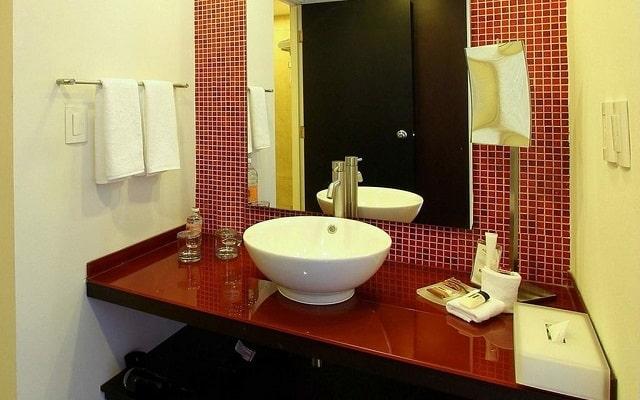 Hotel Fiesta Inn Insurgentes Viaducto, amenidades de calidad